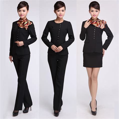 hotel front desk uniforms elegant cheap hotel reception uniform sqnc2015001j buy