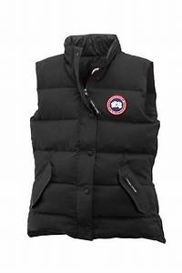 Canada Goose Freestyle Vest Black For Women Parka20159 11099 Canada Goose Outlet