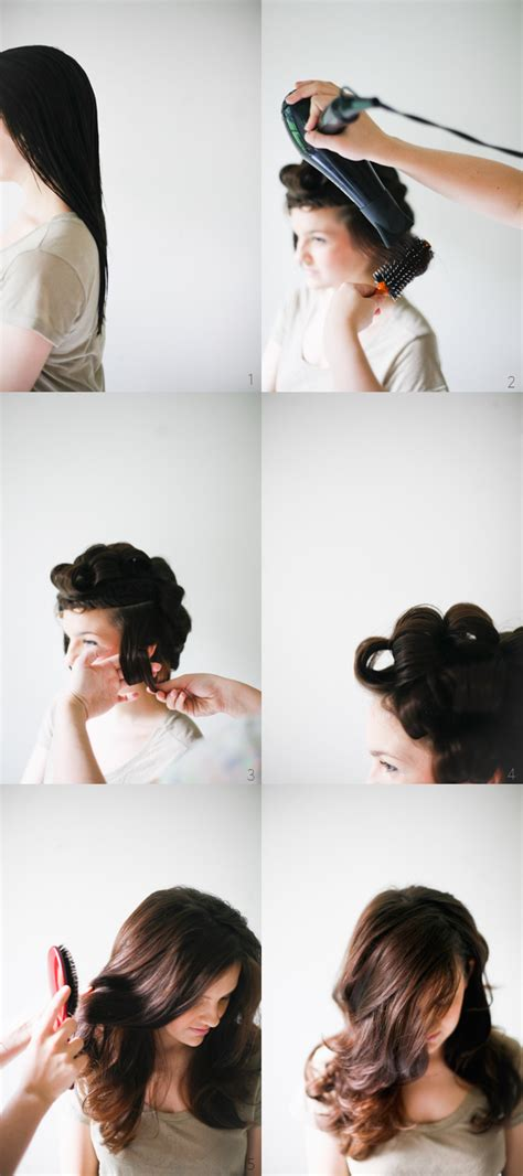 tutorials  perfect spring hairstyles pretty