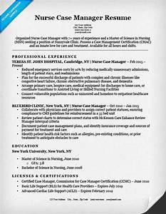 nurse case manager resume sample resume companion With case manager resume examples