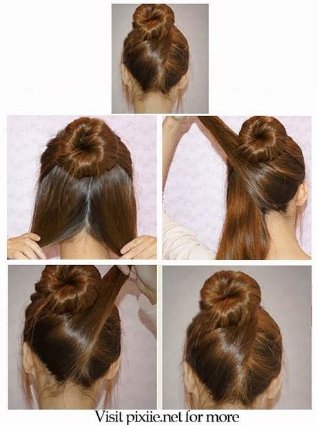 cute hairstyles to do on yourself easy upstyles to do yourself