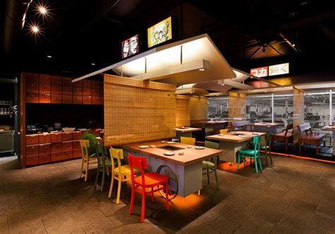 cuisine grill coca grill restaurant by integrated field