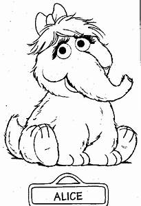 Sesame Street Coloring Pages | Printable Coloring Pages