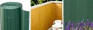 Balkon Sichtschutz Kunststoff : trendige balkon sichtschutzmatten im haus ~ Sanjose-hotels-ca.com Haus und Dekorationen