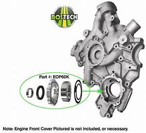 2003 Vt275 Series Engine Oil Pump