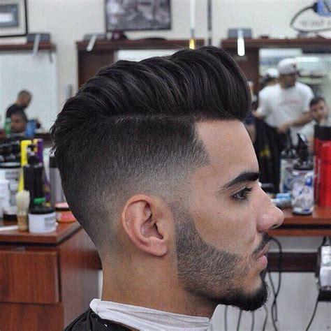 tambi 233 n puedes llevar el degradado de tu pelo a tu barba una idea fabulosa para los caballeros