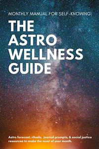 The Astro Wellness Guide