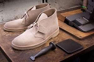 Clarks Originals Desert Boot : clarks originals celebrates with made in england desert boots offspring blog ~ Melissatoandfro.com Idées de Décoration