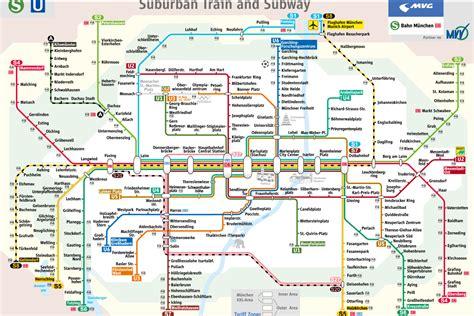munich tourist information munich mass transit mvv