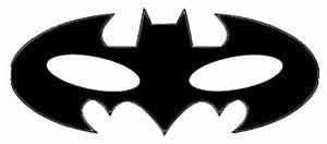 printable halloween masks With batman face mask template