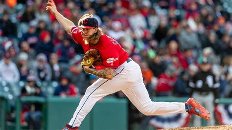 Indians pitcher Mike Clevinger at least 6 to 8 weeks   Fox ...