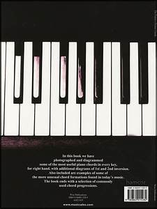 The Pianist U0026 39 S Picture Chords Piano Chord Book Guide To