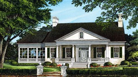 front sloping lot house plans lakefront homes house plans