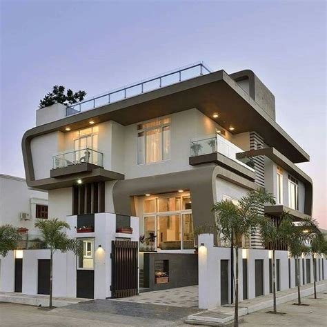 contemporary villa  udaipur awesome architecture