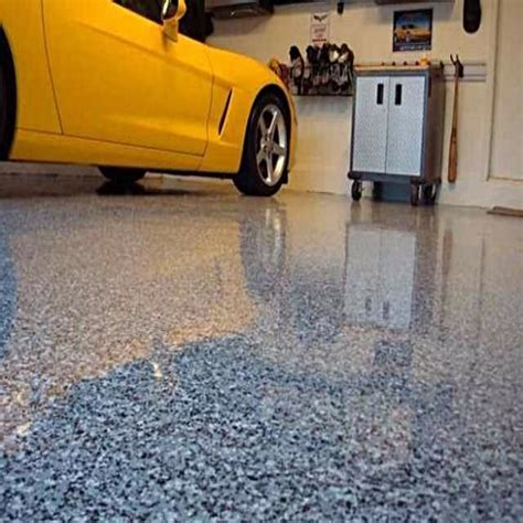 Epoxy Garage Floor: Easy To Do   BEST HOUSE DESIGN