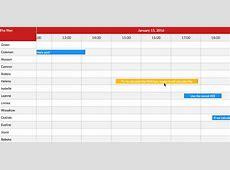 Responsive React Calendar Timeline Component Reactscript