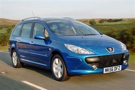 peugeot  sw  car review honest john