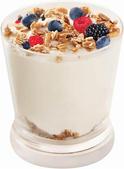 Yogurt Transparent Strawberry Pngimg
