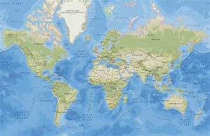 Block Diagram Geography