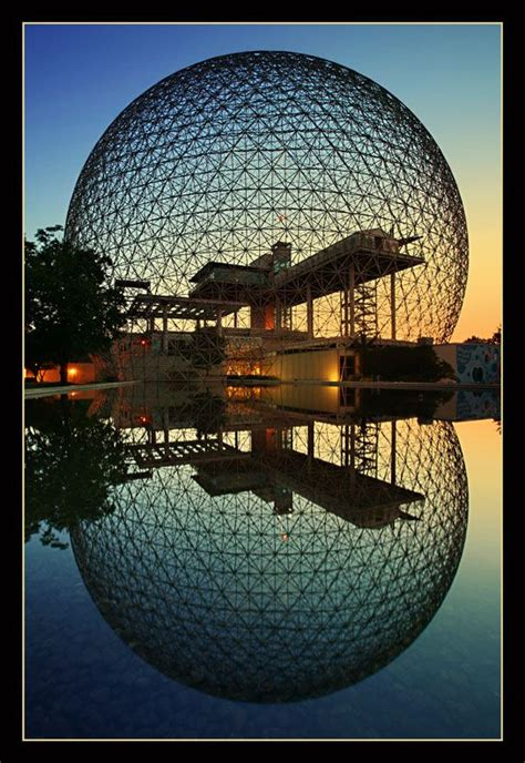 Environmental Sciences Museum in Montreal Quebec Canada