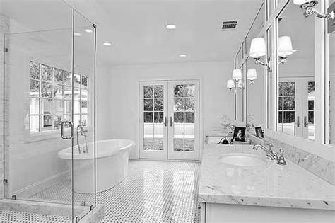 Amazing Of Finest Consumate White Bathrooms Contemporary #