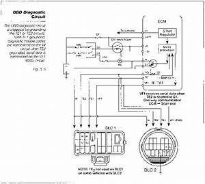 The Obd Diagnostic Circuit