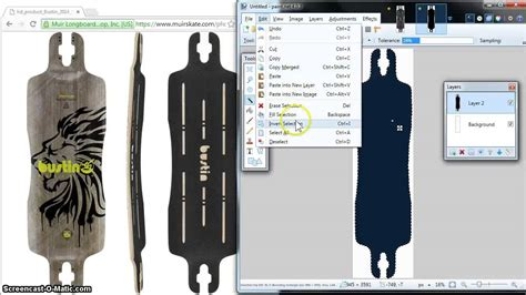 Longboard Template Maker by Fancy Pintail Longboard Template Picture Collection