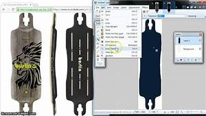 Making longboard templates for building symmetrical for Longboard template maker