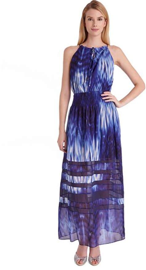 Maxi Chatarina Casally catherine catherine malandrino print maxi dress with