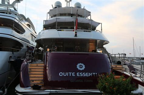 Yacht Quite Essential by Motor Yacht Quite Essential Heesen Yacht Harbour
