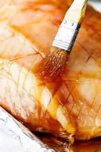 Honey Glazed Ham Recipe  Plus Slow Cooker Instructions