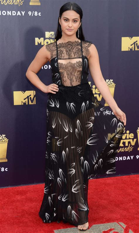 Camila Mendes – MTV Movie and TV Awards 2018 in Santa