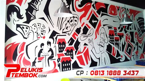 Grafiti Kartun Hitam Putih : Gambar Jenis Graffiti Tarjoeandnina Tulisan Berkomposisi