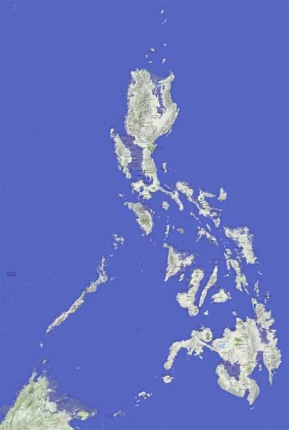 Sea Rise Map Philippines Level 60m Imgur