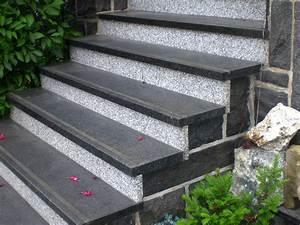 Granit Treppenstufen Außen : treppen natursteinveredelung hantusch in sohland spree bei bautzen ~ A.2002-acura-tl-radio.info Haus und Dekorationen