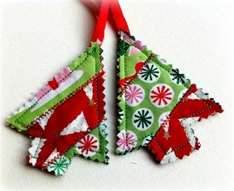 Weihnachtsdeko Nähen  40 Niedliche Bastelideen Zum Bewundern