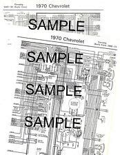 70 Pontiac Gto Wiring Diagram by 1973 73 Pontiac Tempest Gto 11x17 Color Wiring Diagram Ebay