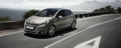 peugeot little car peugeot small car hatchback range find the right new