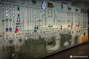 Tilbury B Power Station  U2013 Control Room  U2013 Power Stations Of The Uk