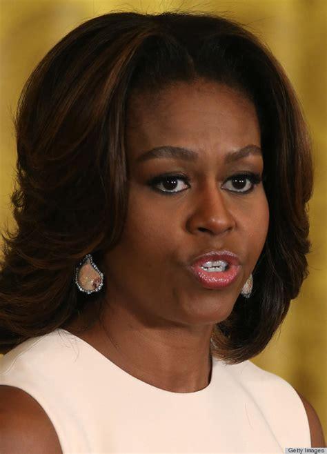 michelle obama jumps aboard  boyish brows bandwagon
