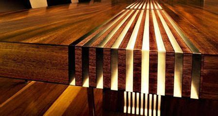 hardwood  resin lets light  resin furniture