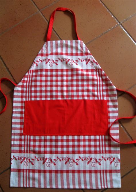 Kitchen Tea Aprons by Vicki S Fabric Creations Tea Towel Aprons Kitchen Linen