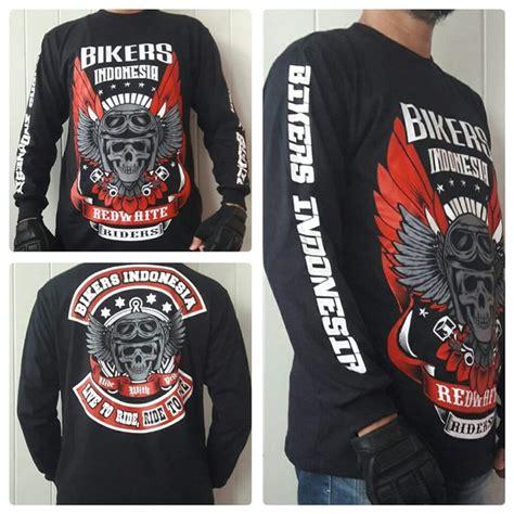 jual kaos biker kaos distro biker baju bikers tshirt
