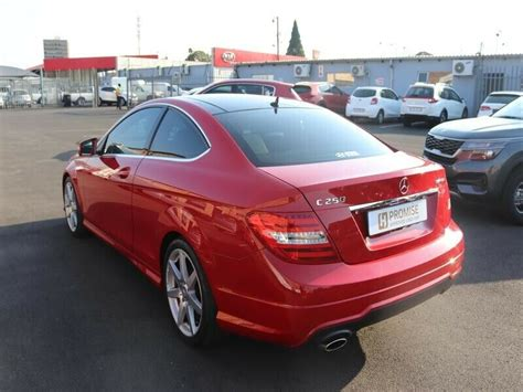 Browse inventory online & request your autonation price to get our lowest price! 2013 Mercedes-Benz C-Class Coupe 250 7G-Tronic | Springs | Gumtree Classifieds South Africa ...