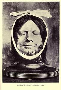 Death mask of Robespierre   French Revolution   Pinterest ...