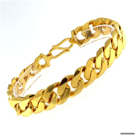 Men S Jewelry Gold Bracelets - Style Guru: Fashion, Glitz