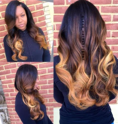 hair ombre styles 50 best eye catching hairstyles for black 3764