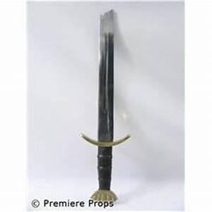 Outlander Bjorn (James Rogers) Sword Movie Props