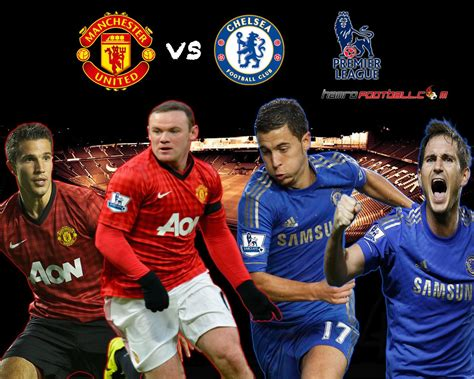 Manchester United Vs. Chelsea 2012-2013 HD Best Wallpapers ...
