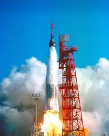 Image result for last Project Mercury space flight was launched.
